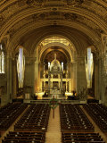 Basilica of St. Mary, Minneapolis, Minnesota, USA Photographic Print