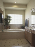 Residential Bathroom Photographic Print