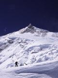Mount Manaslu, Nepal Photographic Print