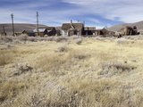 Bodie State Historic Park, California, USA Photographic Print