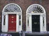 Merrion Square, Dublin, Ireland Photographic Print