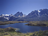 Torres Del Paine National Park, Chile Photographic Print
