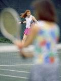 Tennis Photographic Print