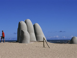 Punta Del Este, Uruguay Photographic Print