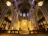 National Cathedral, Washington, D.C., USA Photographic Print