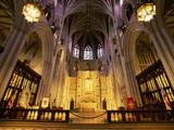 National Cathedral, Washington, D.C., USA Photographic Print