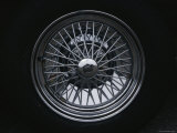 Spoked Wheel Photographic Print