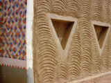 Mud House, Niger Photographic Print