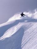 Mount Baldy Ski Area California, USA Photographic Print