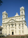 Church of St. Cajetan, Old Goa, Goa, India Photographic Print