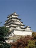 Himeji Castle, Himeji, Japan Lámina fotográfica
