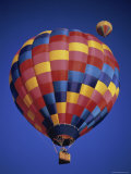 Balloon Fiesta, Albuquerque, New Mexico, USA Photographic Print