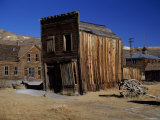 Swazey Hotel, Bodie State Historic Park, California, USA Photographic Print
