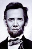 Abraham Obama Poster