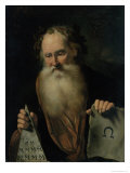 The Philosopher, 1686 Giclee Print by Hinrich Stravius