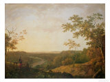 View of the River Dee, c.1761 Reproduction procédé giclée par Richard Wilson