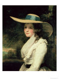 Lavinia Bingham, 2nd Countess Spencer Giclee Print by Joshua Reynolds