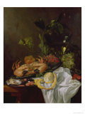 Still Life Giclee Print by Pieter De Ring
