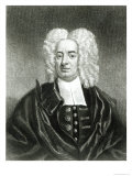 Cotton Mather Giclee Print by Peter Pelham