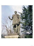 Statue of Julius Caesar Giclee Print
