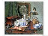 Teatime Giclee Print by Edward George Handel Lucas