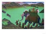 Raja Sarup Singh Giclee Print