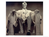 The Lincoln Memorial Dedicated on the 30th May 1922 Giclee Print by Daniel Chester French