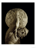 Atlas, Copy of a Greek Hellenistic Original Giclee Print by  Roman