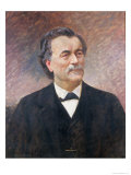 Portrait of Paul Bert Giclee Print by Mascre Souville 