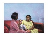 Mother's Strength, 2001 Giclee Print by Colin Bootman