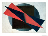 Suprematism, 1932 Giclee Print by Kliment Nikolaevich Red&#39;ko