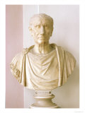 Bust of Julius Caesar Giclee Print by  Roman