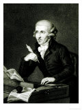 Joseph Haydn Giclee Print by Ludwig Guttenbrunn