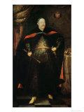John III Sobieski Giclee Print by Alexandre Jan Tricius