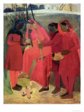 The Swing, 1940 Giclee Print by Amrita Sher-gill
