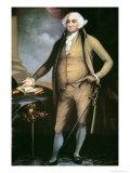 President John Adams Giclee Print by William Winstanley