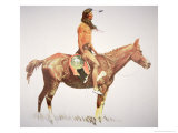 Cheyenne Brave, 1901 Giclee Print by Frederic Sackrider Remington