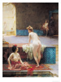 The Turkish Bath, 1896 Giclee Print by Serkis Diranian