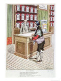 Spanish Pharmacy Giclee Print by Anselmo Gascon De Gotor