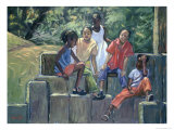 Fun in the Park, 2004 Giclee Print by Carlton Murrell