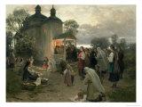 Easter Matins Giclee Print by Nikolai Pimonenko