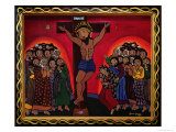 Crucifixion, 2002 Giclee Print by Laura James
