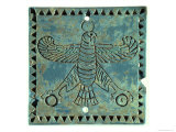 Tile Depicting an Eagle, 500-480 BC Giclee Print by  Achaemenid