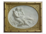 Bacchus Comforting Ariadne, 1793 Giclee Print by Johann Gottfried Schadow