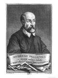 Andrea Palladio Giclee Print by Giovanni Battista Mariotti