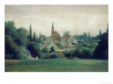 Verriere-Le-Buisson, c.1880 Giclee Print by Eugene Bourrelier