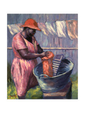 Wash Day, 1991 Giclee Print by Carlton Murrell