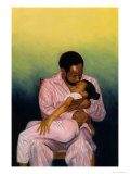 Goodnight Baby, 1998 Giclee Print by Colin Bootman