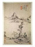 Landscape Giclee Print by Wang Chi-Yuan