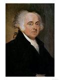 President John Adams Giclee Print by Edgar Parker